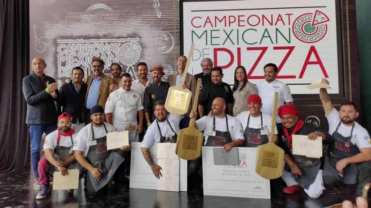 Conoce al 'Mejor Pizzero de México' que competirá en Italia