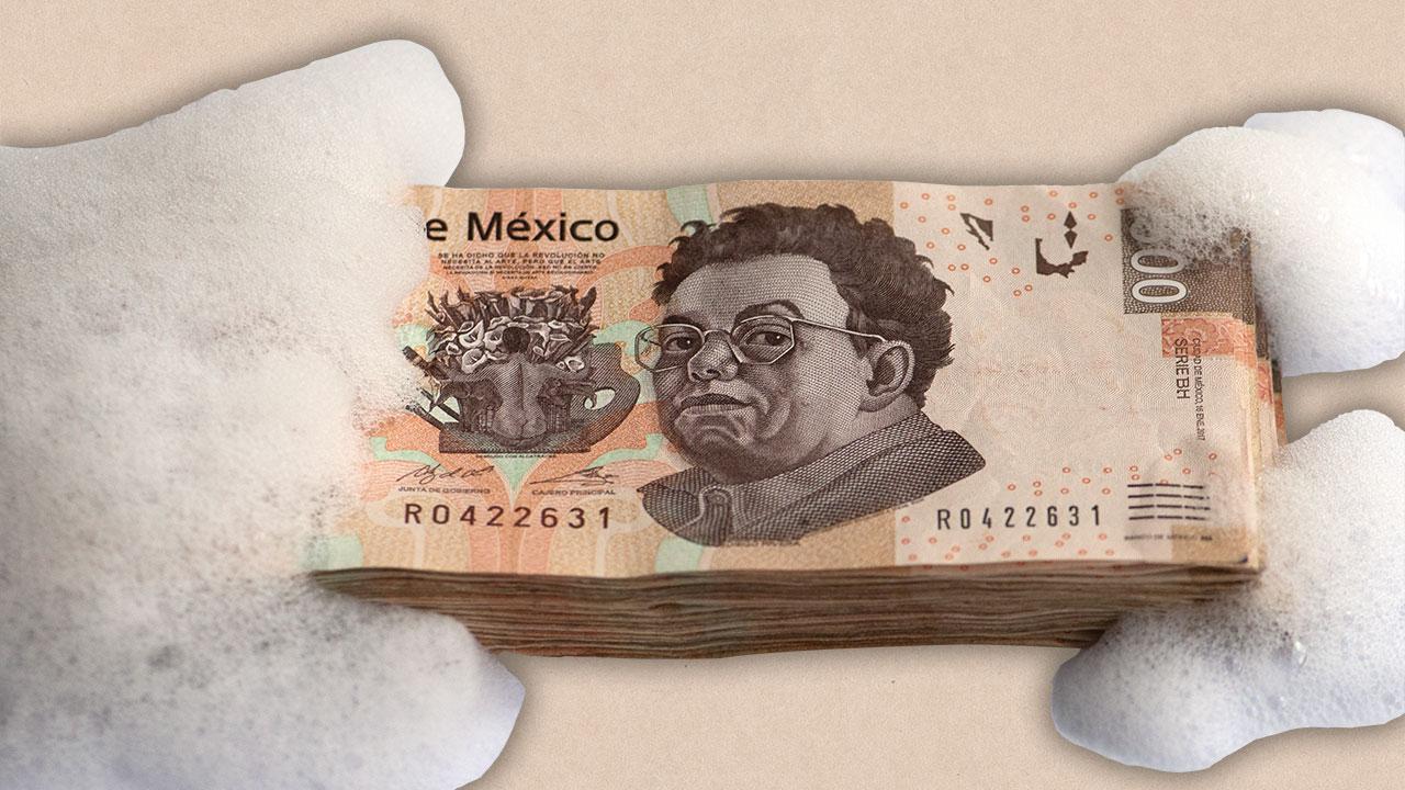 Coparmex y UIF firman convenio para combatir lavado de dinero