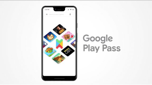 Google anuncia el servicio de suscripción Google Play Pass
