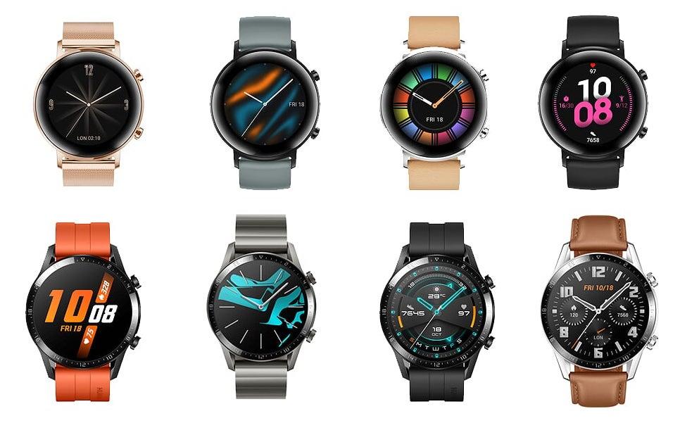 Huawei Watch GT2, el smartwatch que quiere hacerte más saludable