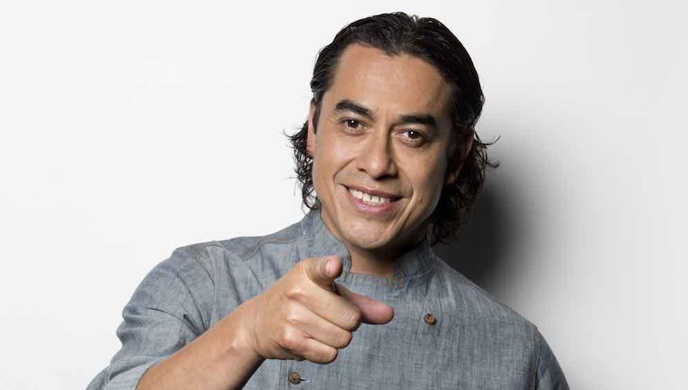 Así es la Vida Forbes del chef Carlos Gaytán