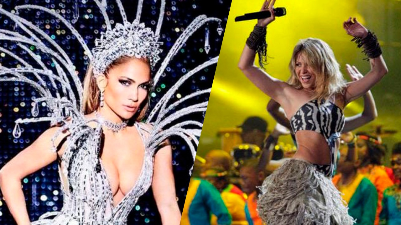Confirmado: Jennifer López y Shakira animarán el SuperBowl