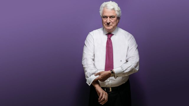 Juan Gallardo Thurlow. Foto: Angélica Escobar/Forbes México.