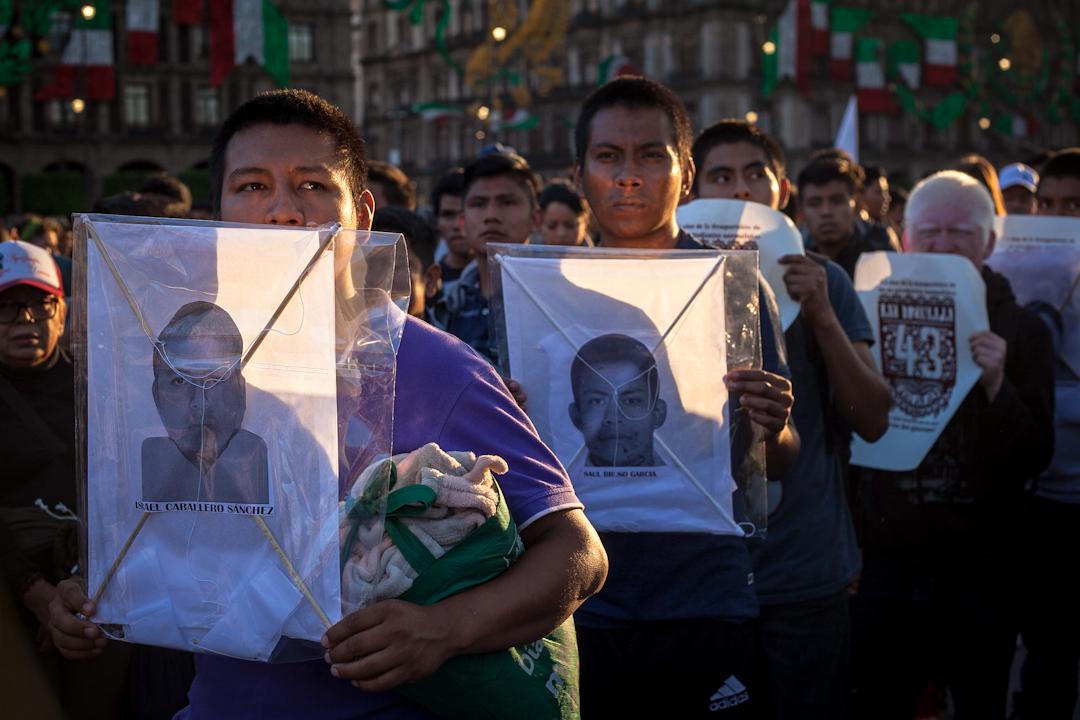 CNDH desaparece oficina especial para el caso Ayotzinapa