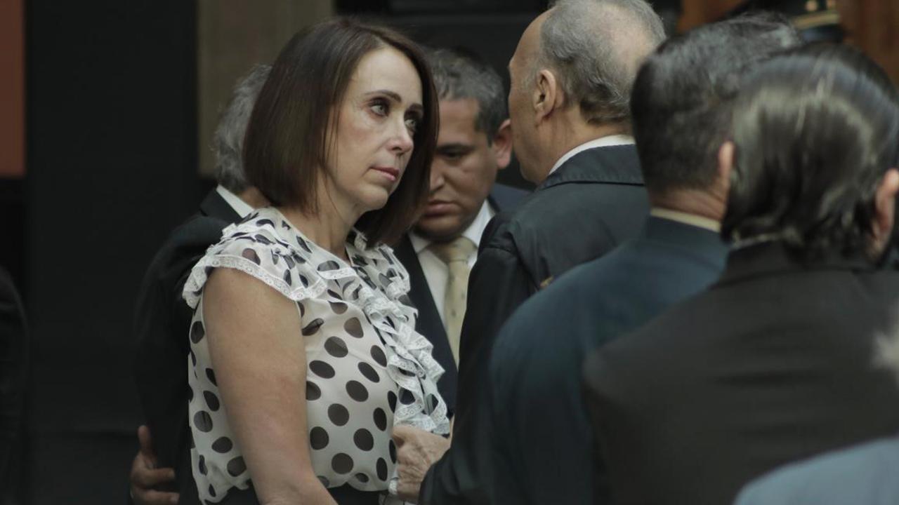 Primer Informe de AMLO despeja dudas: María Asunción Aramburuzabala