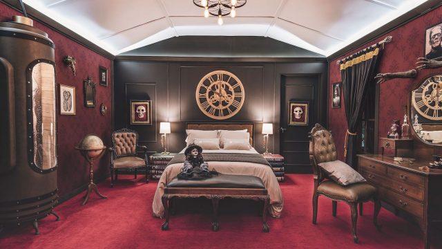 Guillermo Del Toro Suite