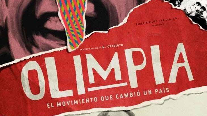 'Olimpia': el movimiento estudiantil del 68 bajo la óptica de la animación