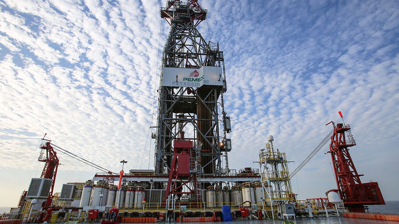 Pemex invertirá casi 7,000 mdd en exploración petrolera hacia 2023