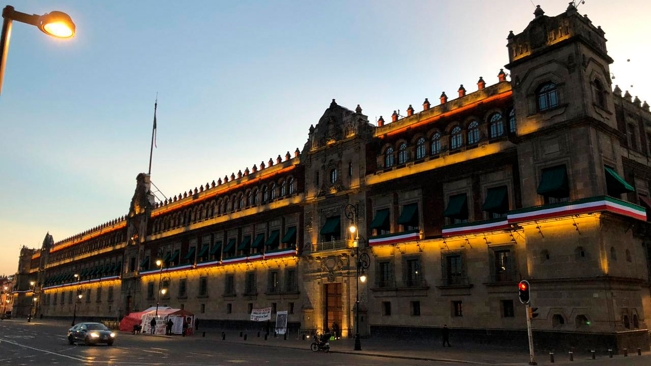 Suman cuatro muertos por balacera a un costado de Palacio Nacional