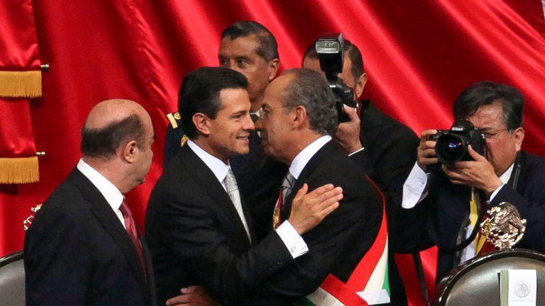 Peña Nieto-Calderón