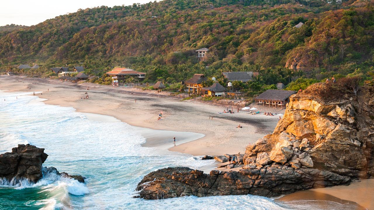 Cierre de playas ante emergencia por Covid-19, anuncia Salud