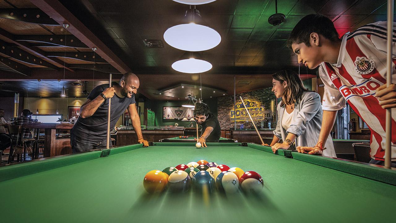 POCKETS: Un concepto que redefine el juego de billar