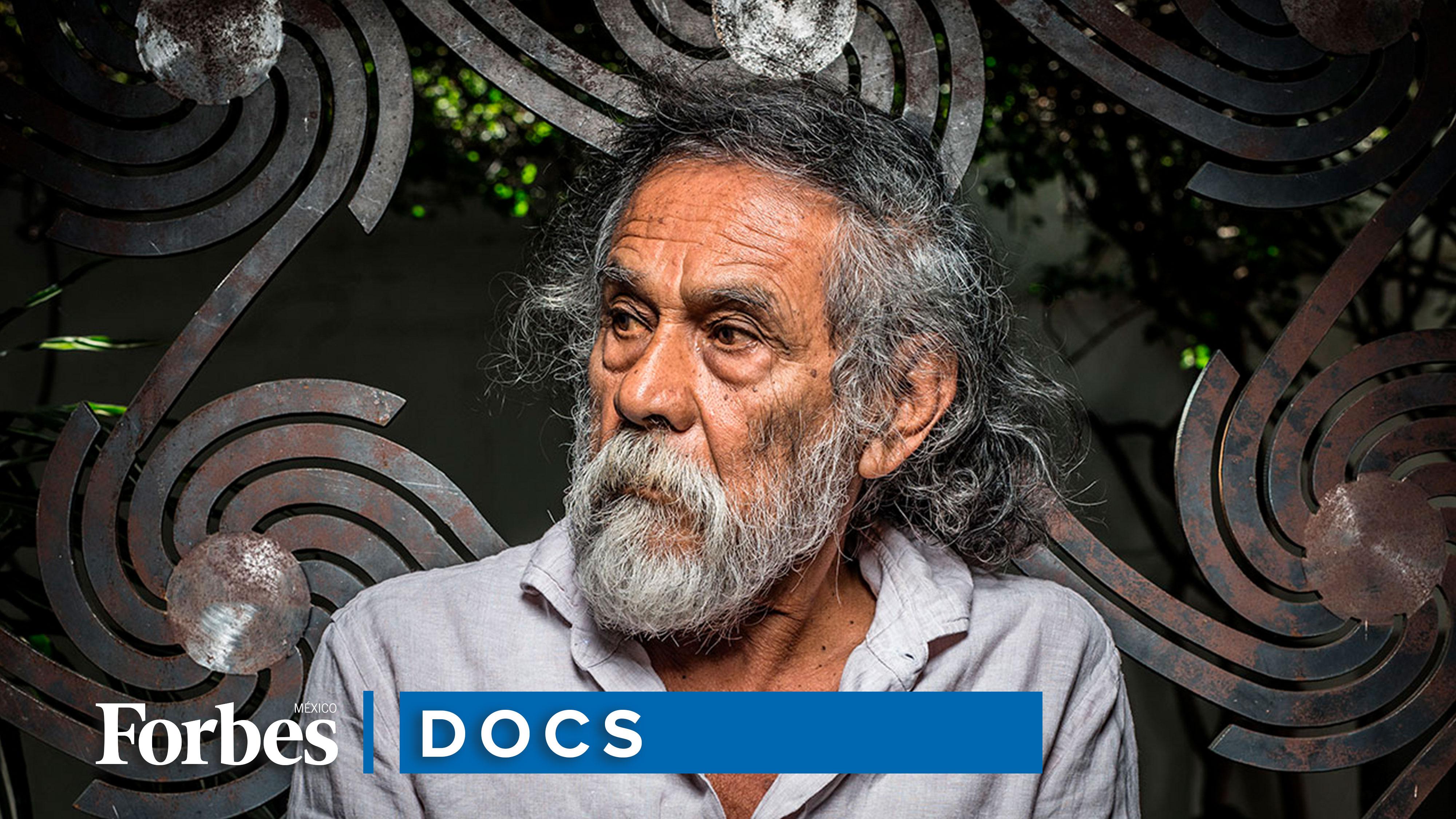 'Rasúrate y péinate': La historia de Francisco Toledo