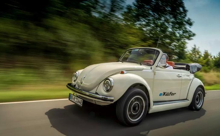 Llega el Vocho eléctrico: Volkswagen resucita el antiguo Beetle