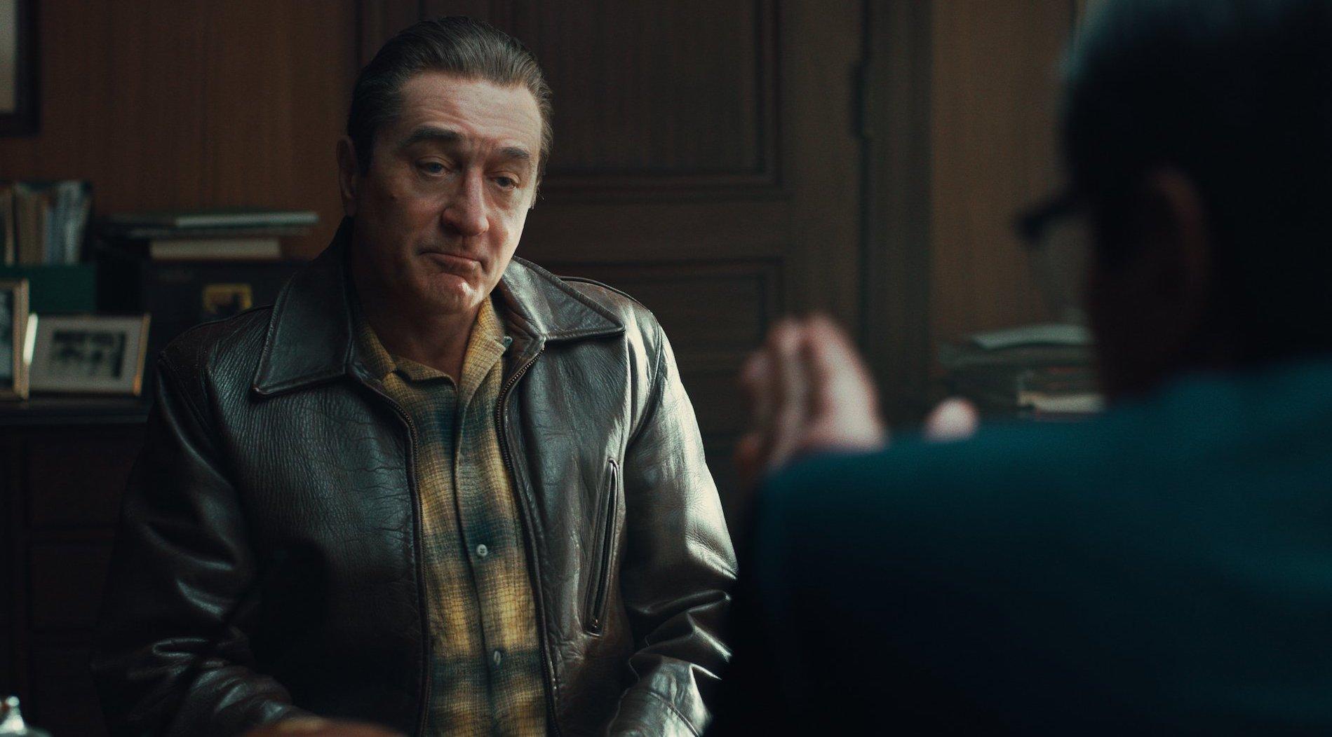 Robert De Niro rejuvenece en el trailer oficial de 'The Irisman', de Netflix