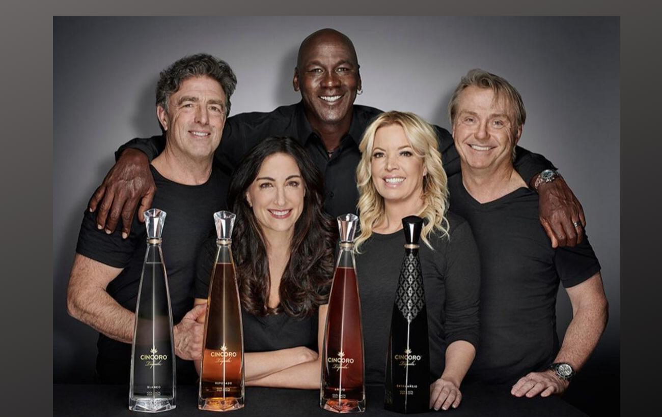 La historia detrás de Cincoro: el tequila premium de Michael Jordan