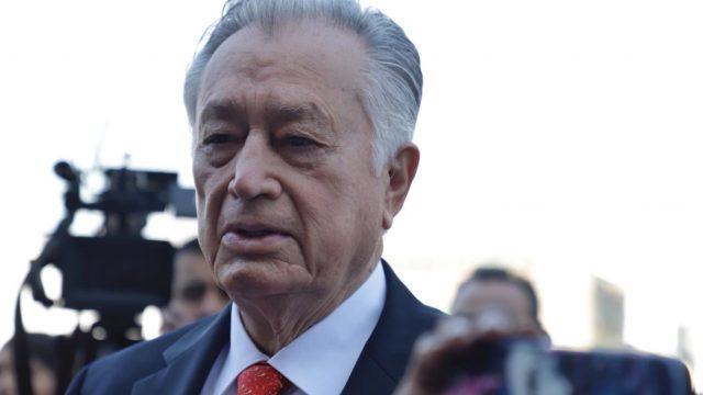 Manuel Bartlett, director de CFE