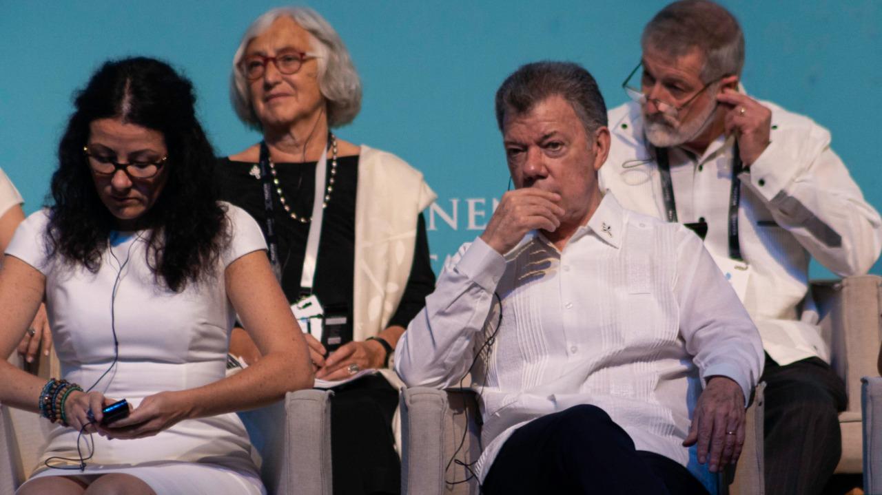 Retorno de guerrilleros a las FARC no es una catástrofe: Santos