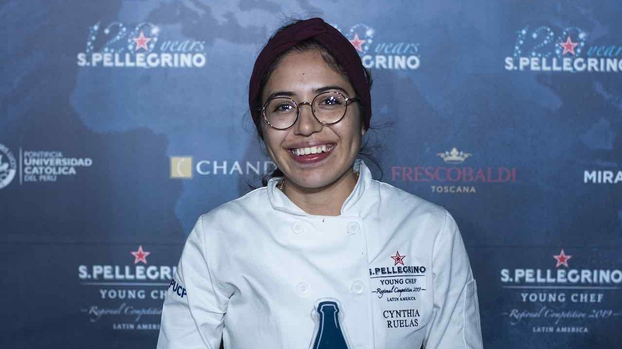 Ella quiere ser la mejor chef del mundo… y está cerca de conseguirlo