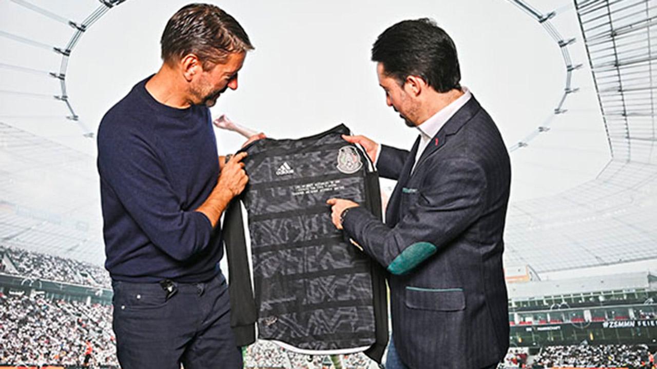 Adidas vestirá a la Selección Mexicana hasta el Mundial 2026
