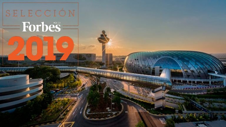 Singapur, el país que quiere rescatar el NAIM, tiene el mejor aeropuerto del mundo