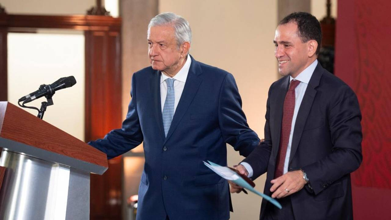 Herrera discutirá nuevo plan de inversión en infraestructura con AMLO