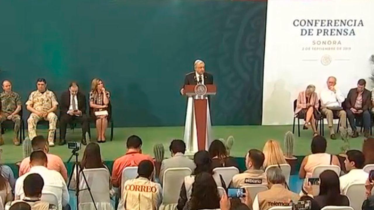 AMLO anuncia en conferencia que se reunirá con padres de caso ABC