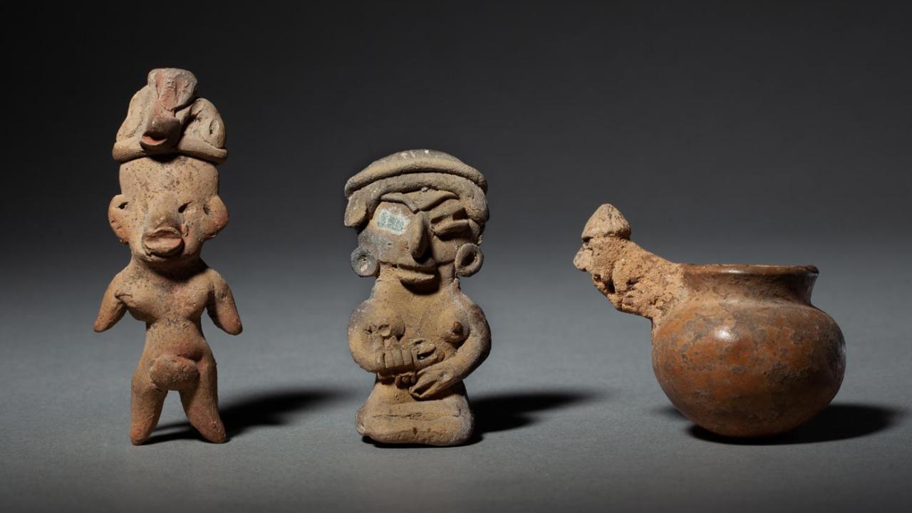 Embajador de México en Francia acude (sin suerte) a impedir venta de reliquias prehispánicas