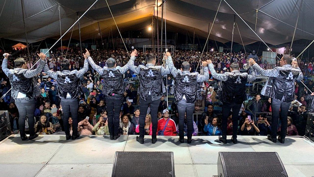 Esto cuesta un show de La Arrolladora, la banda que tocará en los festejos patrios