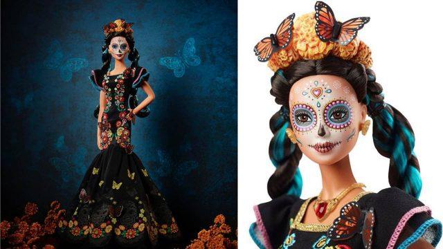 Mattel Ya Vende Su Barbie Catrina Y Sólo Lo Hará Por 15 Días