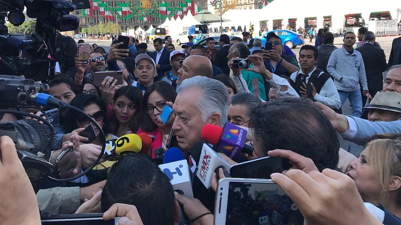 El rescate al sector eléctrico en México ya comenzó: Bartlett