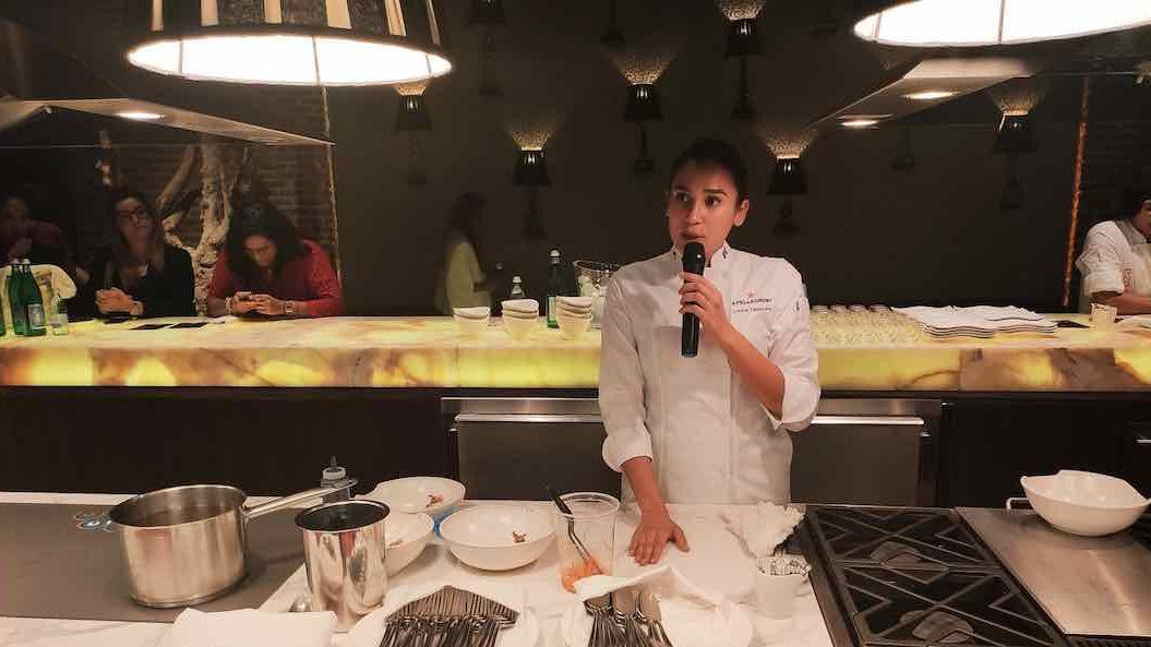Chefs mexicanos emiten mensajes de impacto en sus recetas