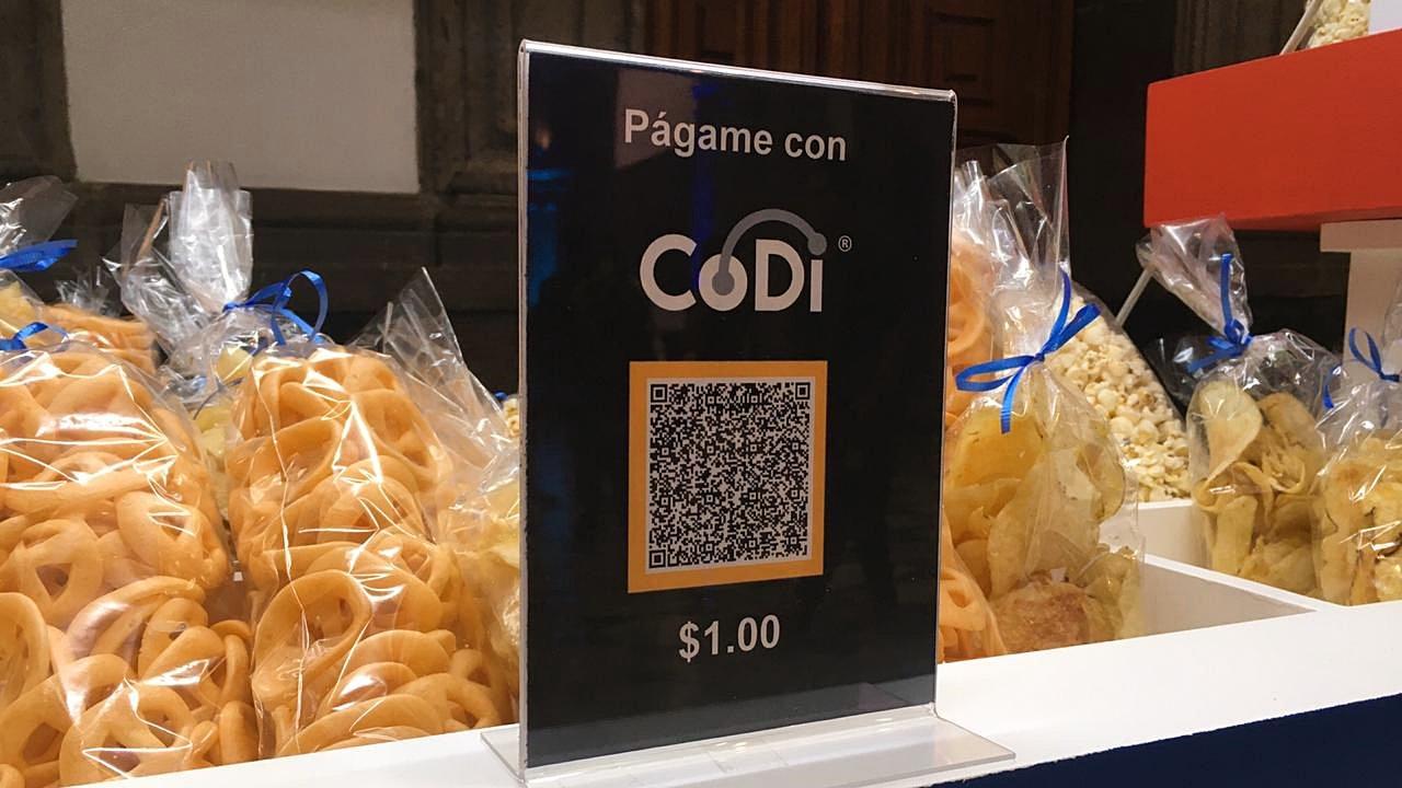 CoDi, un paso más en la seguridad en el comercio electrónico