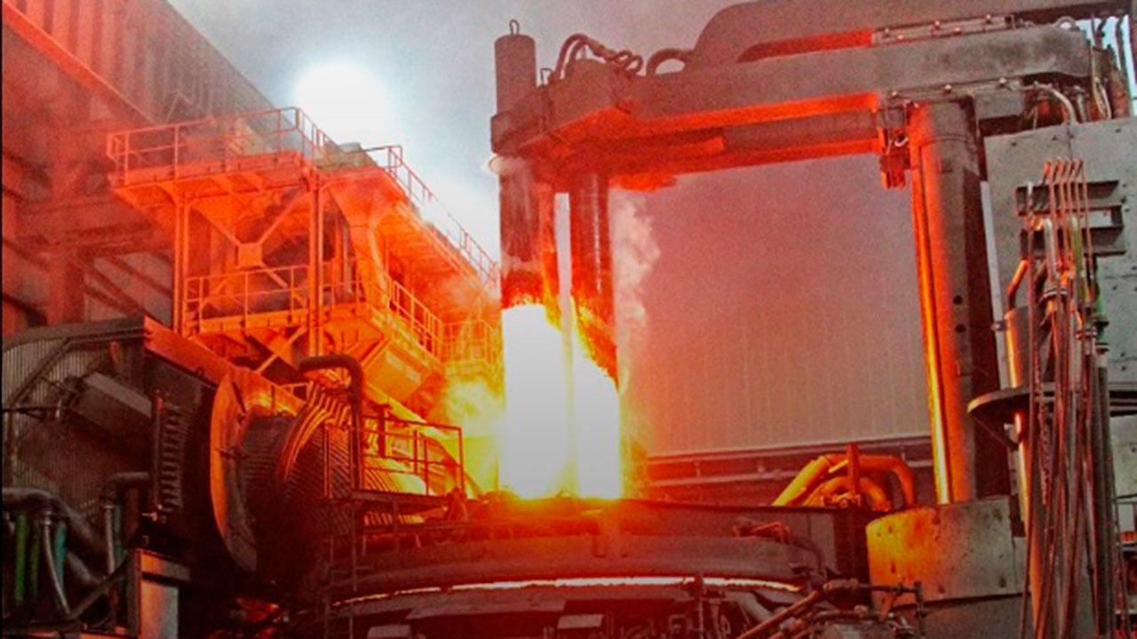 Producción de acero en México tiene su peor caída en casi cuatro años