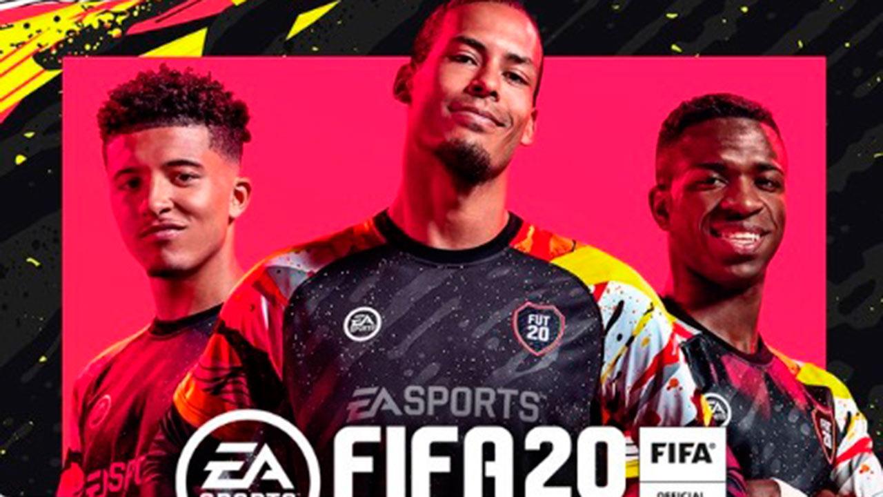 EA Sports lanza aplicación para saber más acerca del FIFA 2020