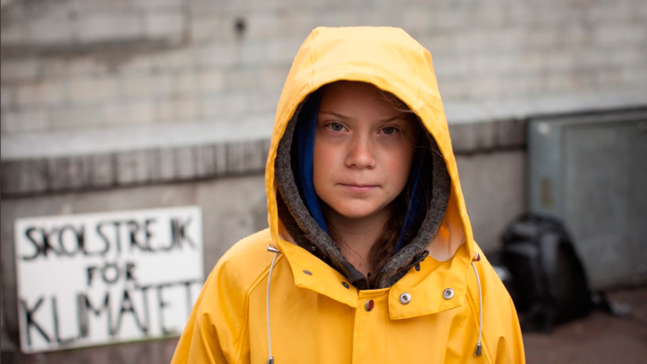 Otorgan 'Nobel Alternativo' a la activista Greta Thunberg