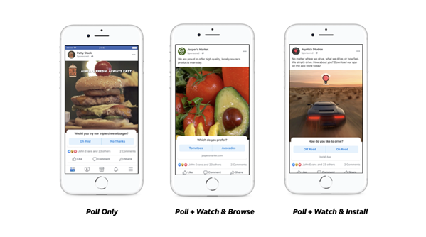 Facebook invita a personas y negocios a interactuar con nuevas soluciones publicitarias