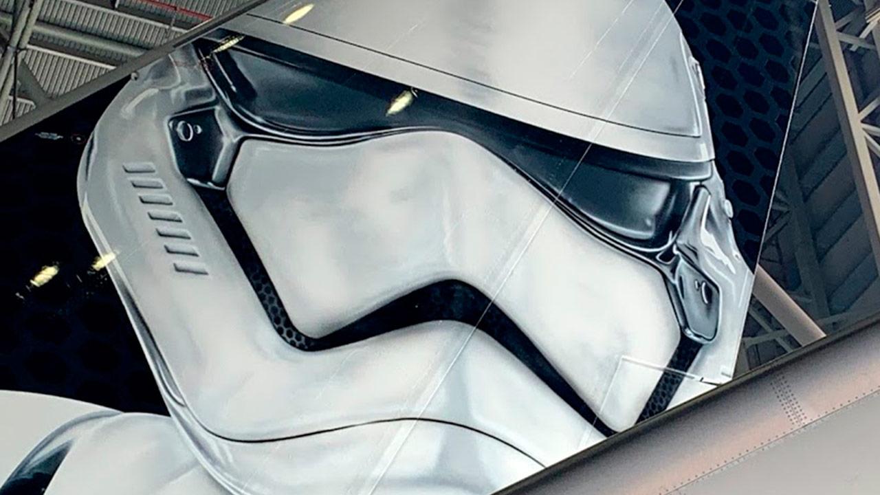Star Wars estará presente en uno de los aviones de LATAM Airlines