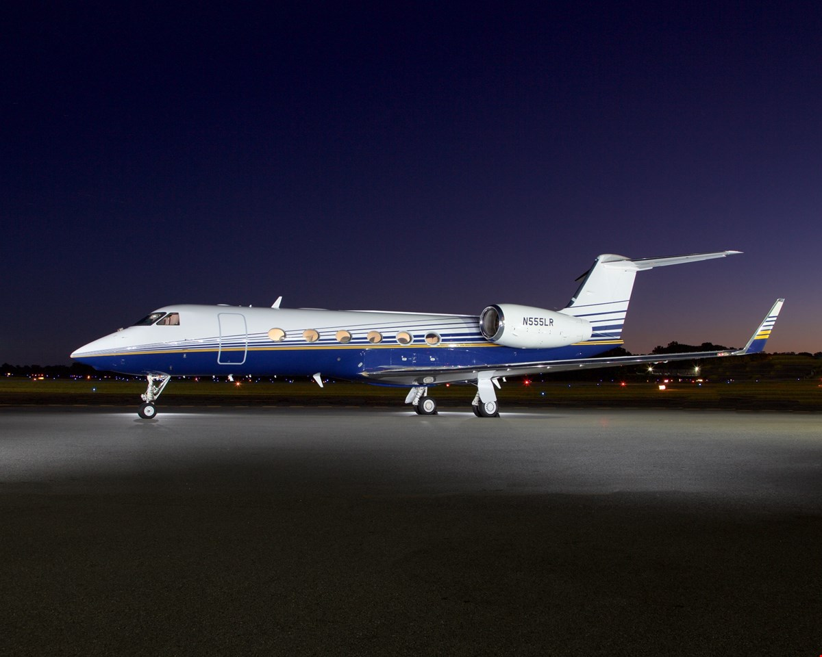 ¿Cómo es por dentro el millonario avión privado de Maluma?