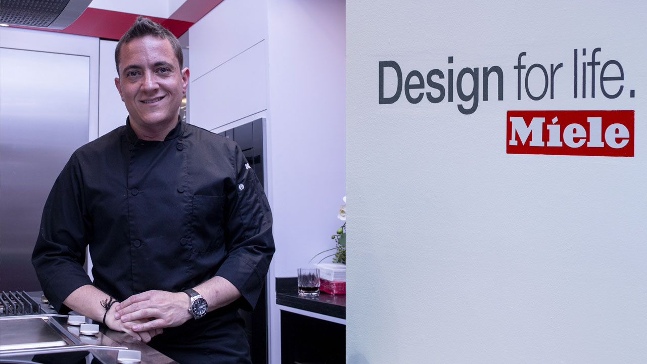 """Miele sigue proyectando la excelencia de sus equipos en """"Design For Life"""""""