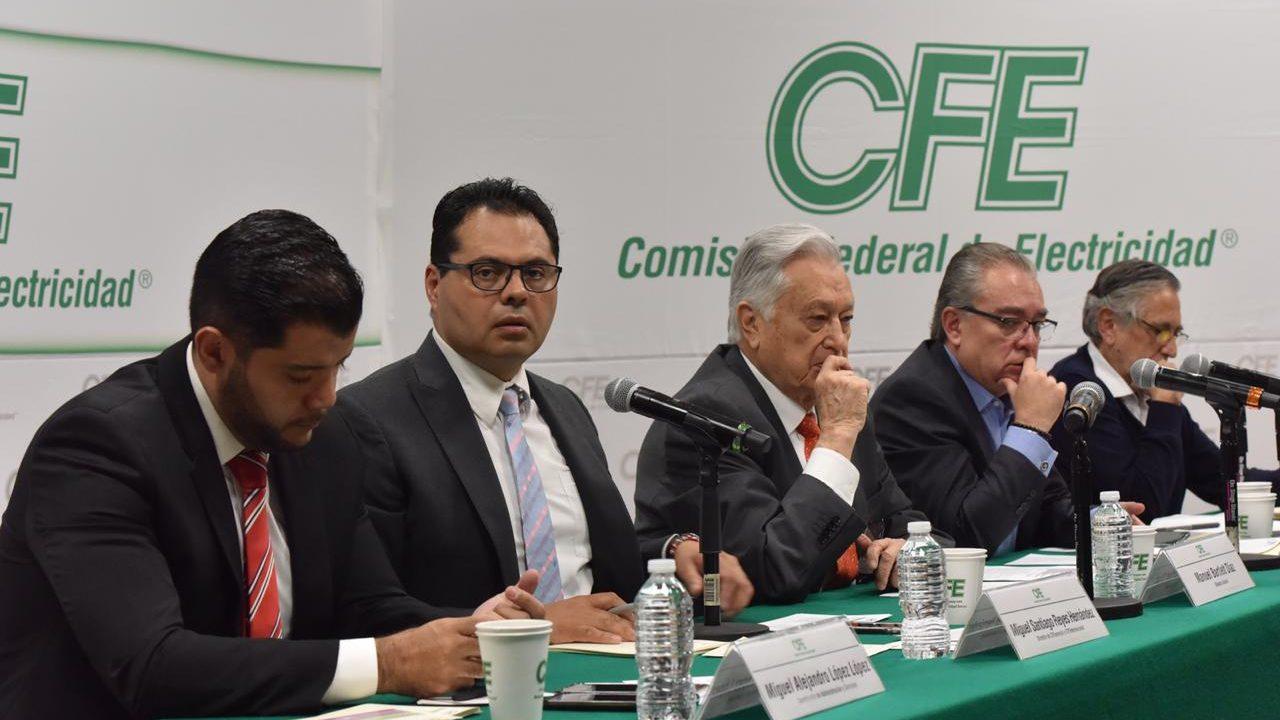Tarifas eléctricas aumentaron 35% con la reforma energética: CFE