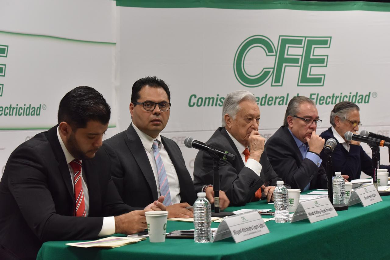 Tras cancelar 4 plantas eléctricas, CFE ahora comprará centrales 'estratégicas'