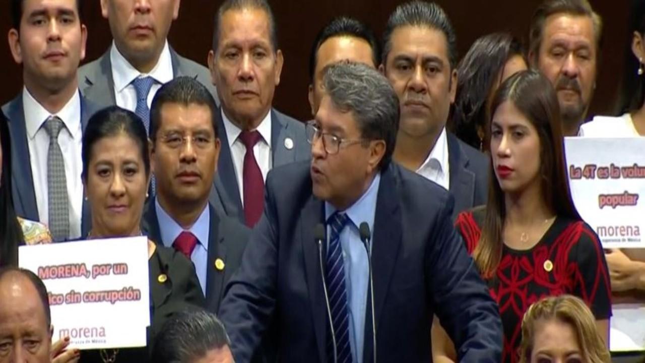 Senadores de Morena van por eliminación de la figura de arraigo