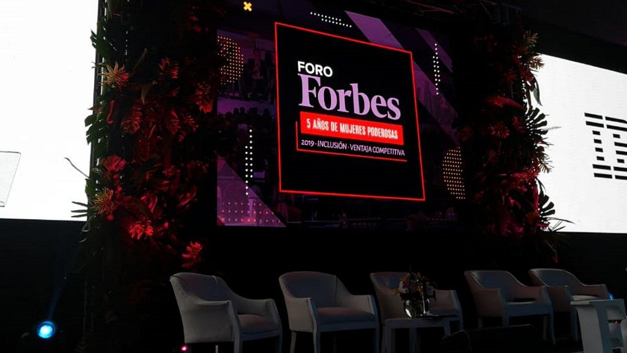 En vivo | Foro Forbes Mujeres Poderosas de Centroamérica