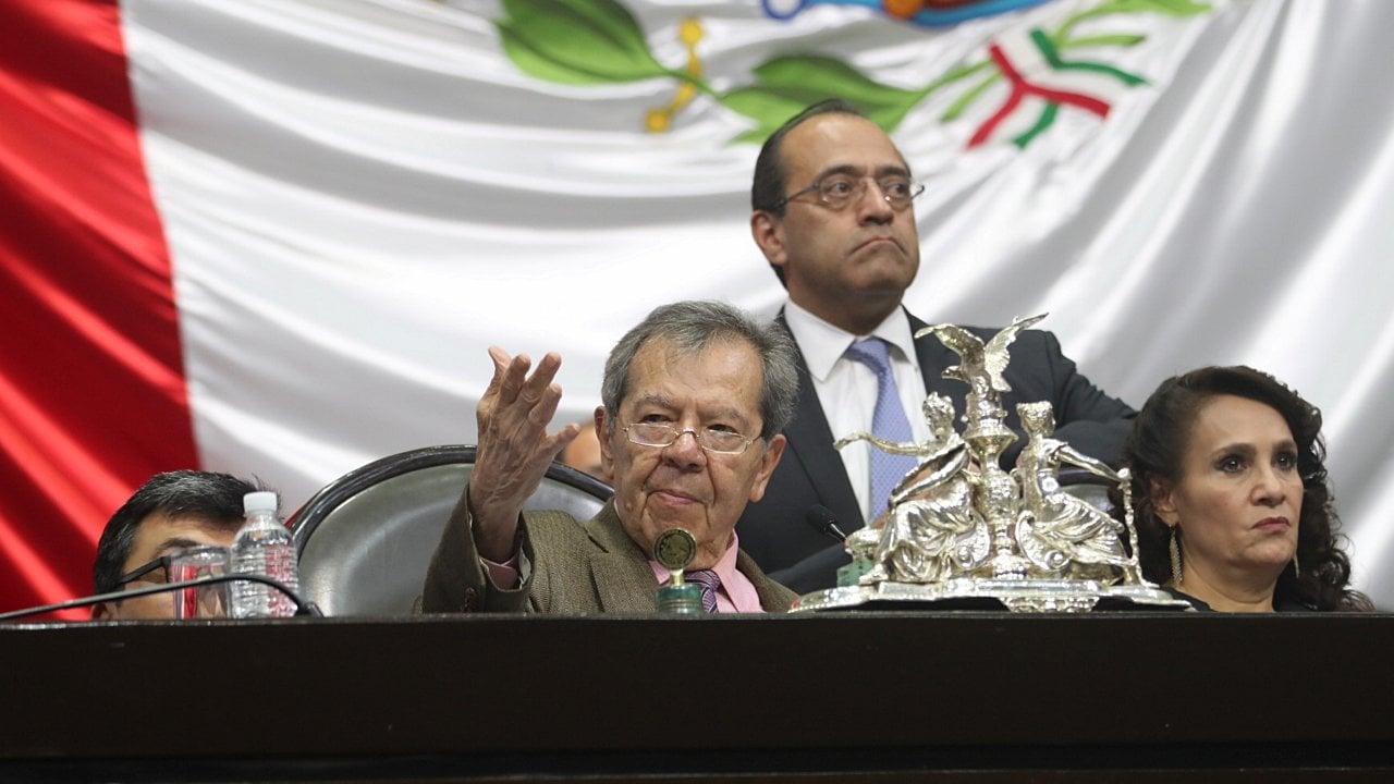'Chinguen a su madre': Muñoz Ledo a diputados
