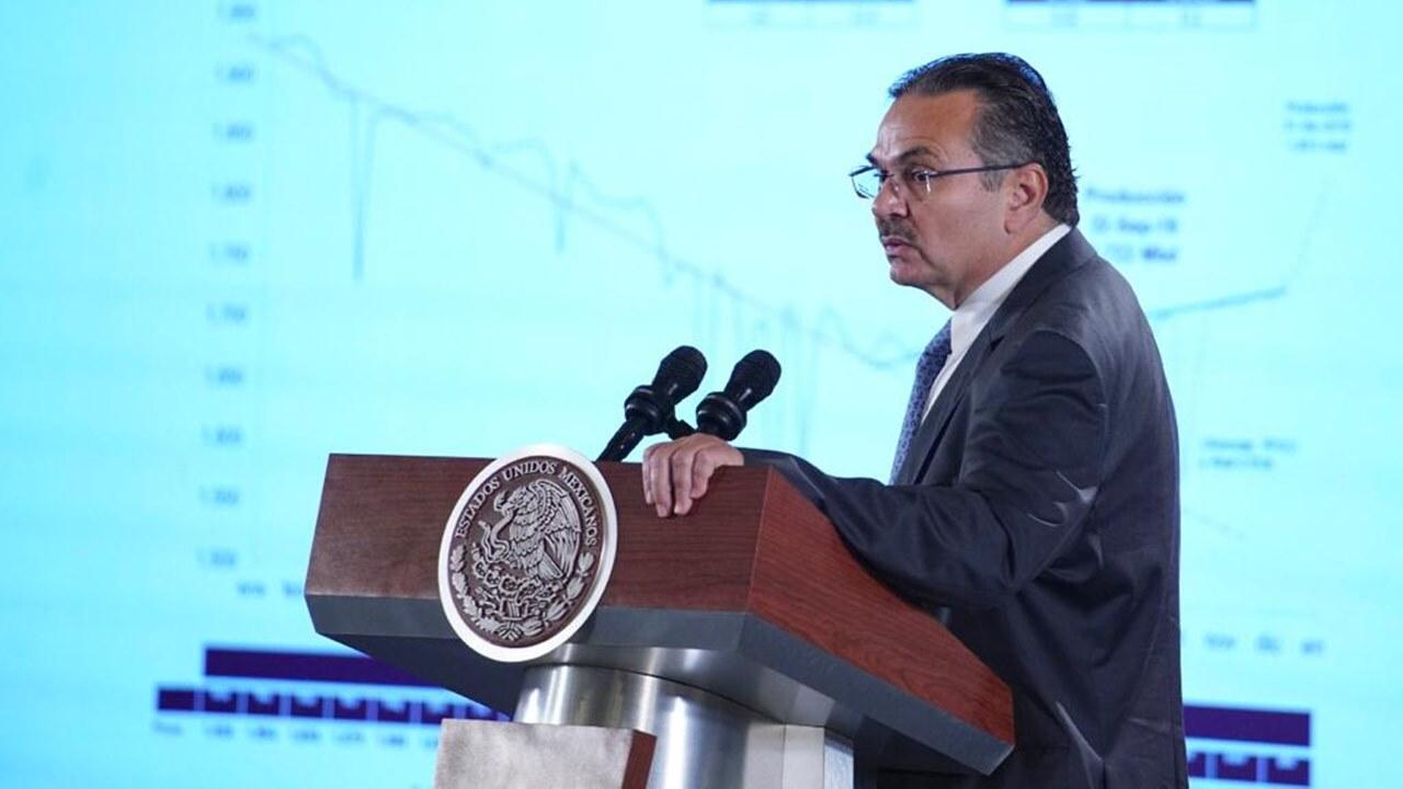 Pemex producirá 1.77 millones de barriles de petróleo en diciembre