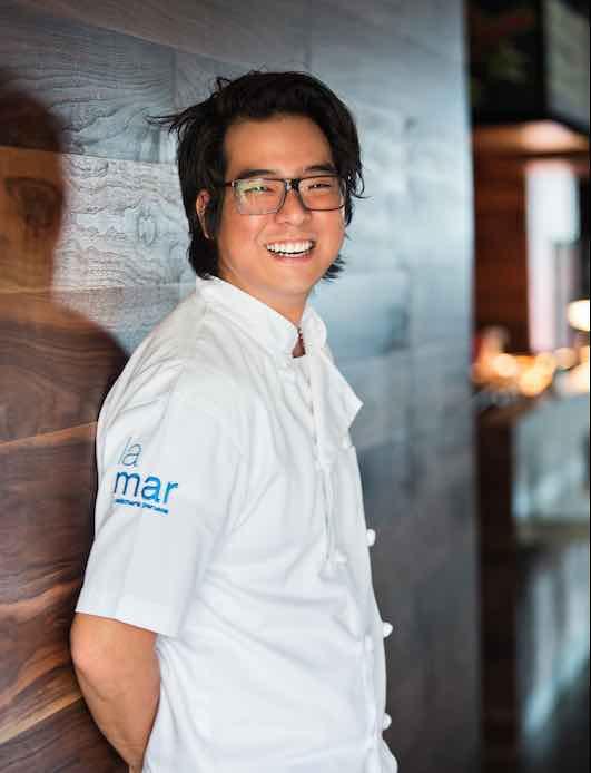 Diego Oka chef