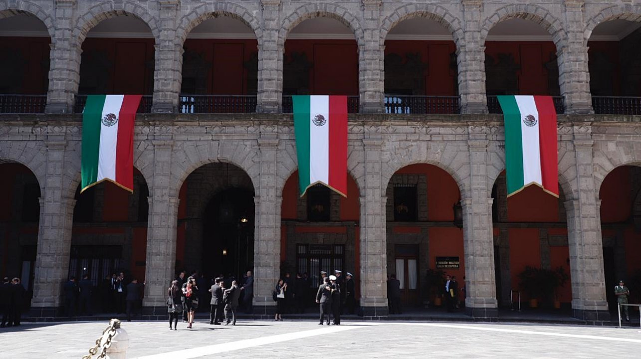 Construirán dormitorios de 8.5 mdp a militares que vigilan Palacio Nacional