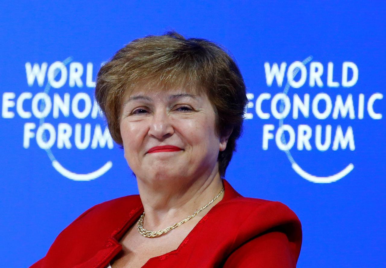 Kristalina Georgieva fue confirmada como directora gerente del FMI