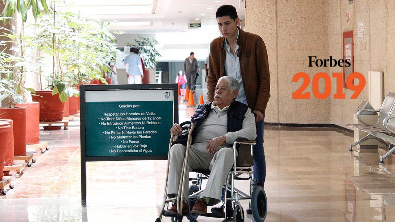Personas con discapacidad, los más afectados durante los sismos